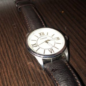 Classic Fossil Watch